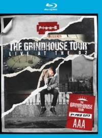 Plan B: The grindhouse tour-live at the 02