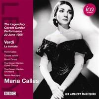 Verdi, Giuseppe / Callas, Maria : La Traviata