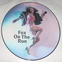 Mad Max: Fox on The Run -Picture Disc-