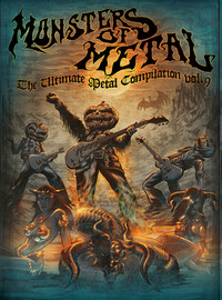 V/A: Monsters Of Metal Vol.9