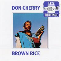Cherry, Don: Brown rice