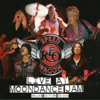 Reo Speedwagon: Live at moondance jam -deluxe edition cd+dvd
