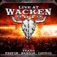 V/A : Live at Wacken 2012