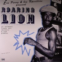 Perry, Lee: Roaring Lion: 16 Untamed Black Art Masters & Dub Plates