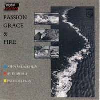 Di Meola, Al: Passion grace & fire