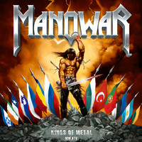 Manowar: Kings Of Metal MMXIV -Silver edition