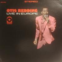 Redding, Otis: Live in Europe