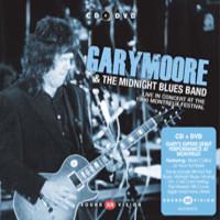 Moore, Gary: Live in concert at the 1990 Montreux festival
