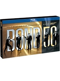 James Bond Box Set