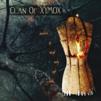 Clan Of Xymox: Matters of mind, body and soul -limited digipak