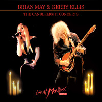 May, Brian: The candlelight concerts - live at montreux 2013 -dvd+cd
