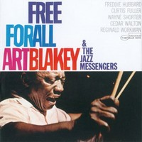 Blakey, Art: Free for all