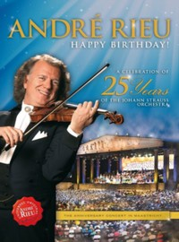 Rieu, André: Happy birthday! a celebration of 25 year