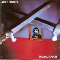 Cooper, Alice: Special forces
