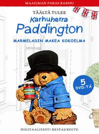 Karhuherra Paddington kokoelma - Paddington Bear Box