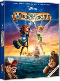 Helinä-keiju ja merirosvokeiju - Tinker Bell and the Pirate Fairy