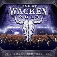V/A : Live at Wacken 2013