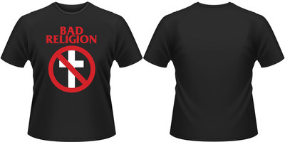 Bad Religion: Cross buster