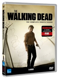 Walking Dead - 4. kausi - Walking Dead - Season 4
