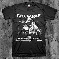 Discharge : The Nightmare Continues