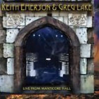 Emerson, Keith: Live From Manticore Hall