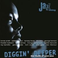 V/A: Diggin' Deeper Vol. 2: The Roots of Acid Jazz