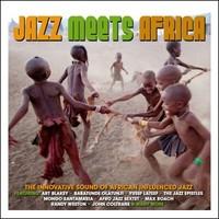 Jazz meets Africa kokoelman kansikuva