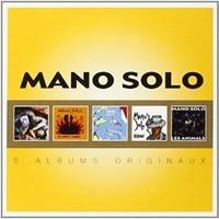 Mano Solo: Original album series