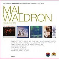 Waldron, Mal: Complete Black Saint & Soul Note Recordings (Quintets)