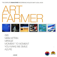Farmer, Art: Complete Black Saint & Soul Note Recordings