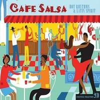 V/A: Cafe salsa