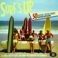V/A: Surf's up -50 original surfing sounds