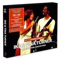 Turner, Ike & Tina: The essential collection
