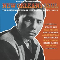 V/A: New Orleans soul: the original sound of New Orleans soul 1960-1975