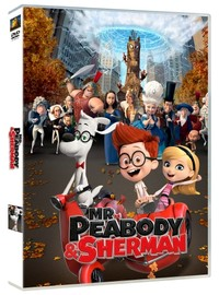 Herra Peabody ja Sherman - Mr. Peabody & Sherman
