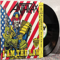 Anthrax : I Am The Law