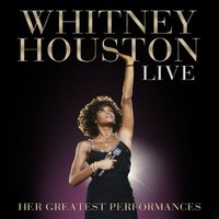 Houston, Whitney : Live – Her Greatest Performances