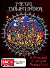 V/A: Metal down under -a history of Australian heavy metal
