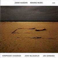 Hussain, Zakir: Making music