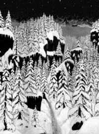 Paysage d'Hiver: Schattengang