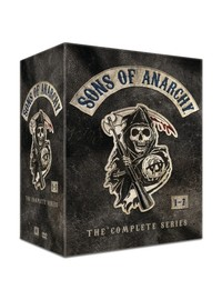 Sons of Anarchy - Kaudet 1-7 - Sons of Anarchy - Seasons 1-7