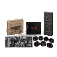 Sons of Anarchy - Kaudet 1-7 (rajoitettu puuboksi) - Sons of Anarchy - Seasons 1-7 Limited Wooden Box