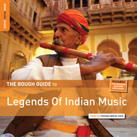 V/A: The rough guide to legends of Indian music