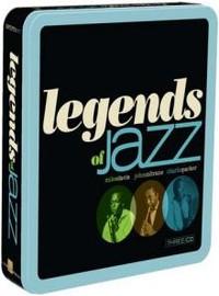 Coltrane, John: Legends of Jazz