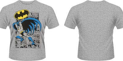 Dc Originals: Batman logo pose