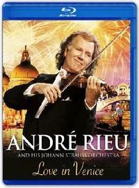 Rieu, André: Love In Venice