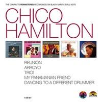Hamilton, Chico: Complete Soul Note Recordings