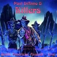 Di'Anno, Paul: Paul Di'anno & Killers