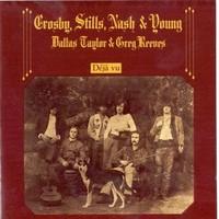 Crosby, Stills, Nash & Young: Deja vu