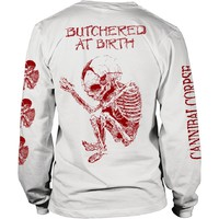 Cannibal Corpse: Butchered at birth